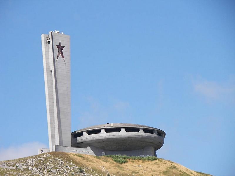 Забытый памятник Бузлуджа