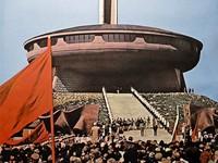 Забытый памятник Бузлуджа: необычный мемориал коммунизма в Болгарии