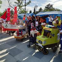 В Севастополе прошел Парад Колясок итоги 2019 года