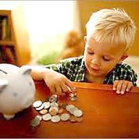 Знакомим детей с ценностью карманных денег - экономическое воспитание