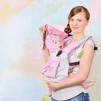 Эрго-рюкзак – помощник №1 для молодой мамы