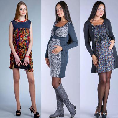 Мода для будущих мам 2018