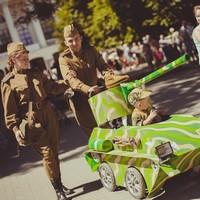 IV Севастопольский Парад Колясок - 2014 : все мы изобретатели