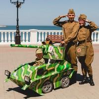 В Севастополе состоится парад колясок