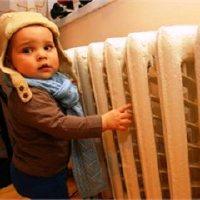 В детских садах Севастополя температура ниже нормы на 5 градусов