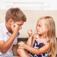 Проблемы воспитания старшего ребенка