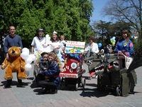 Первый «Парад колясок» состоялся в Севастополе!