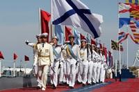 Программа празднования Дня Военно-Морского Флота России в Севастополе 2011 г.