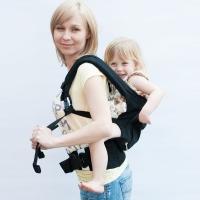 Эргорюкзак или кенгуру? В чем носить ребенка?