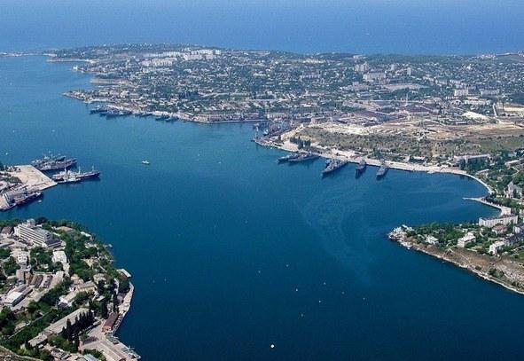 Большая Севастопольская бухта