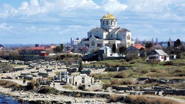 Херсонес Таврический - Севастополь