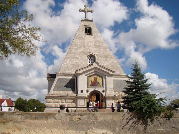 Свято-Никольский храм - Севастополь