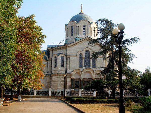 Владимирский собор - Севастополь