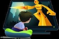 Влияние мультфильмов на формирование личности ребенка.