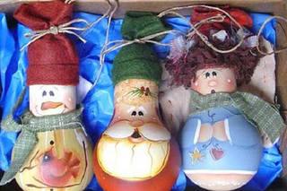 Сборник «Новогодних Игрушек на Елку» сделанных своими руками