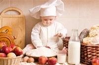 Чему дети могут обучиться на кухне