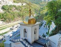 Бахчисарайский Свято-Успенский монастырь