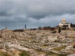 Херсонес включен в список достопримечательностей на грани исчезновения