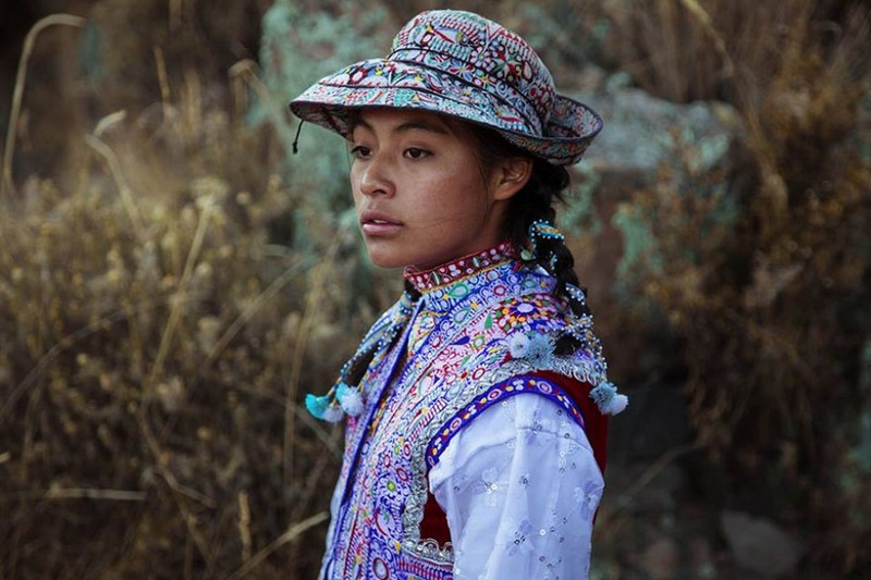 Фото девушки, Перу