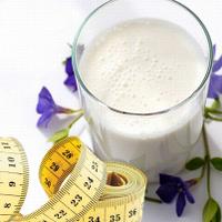 Похудеть перед праздниками за неделю: молочная диета