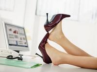 Поможем ногам пережить рабочий день