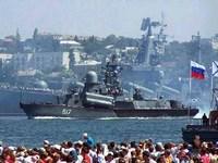 День Военно - Морского Флота России в Севастополе пройдет 25 июля 2010 года